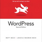 WordPress Visual QuickStart Guide, Second Edition cover image